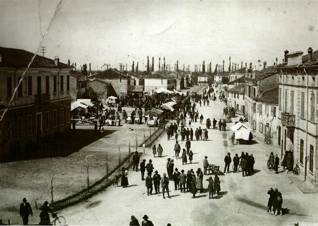 Storia - Tresigallo | La Città Metafisica