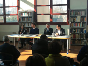 Conferenza Diari Urbani Tresigallo