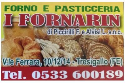 Forno I Fornarin - Tresigallo